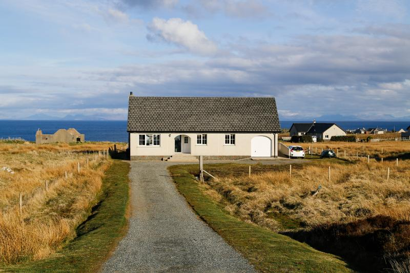 Onadune, vacation rental in Lewis and Harris