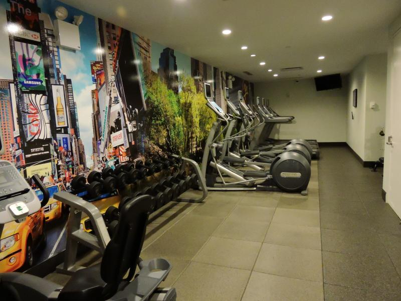 Free Access to exercise room