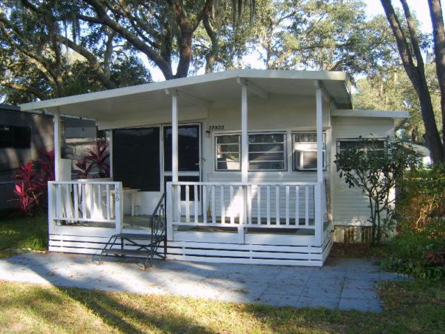 Cosy & clean situated in Sweetwater RV Resort, vacation rental in Tampa