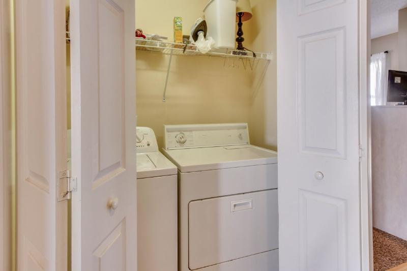 Lower Level Laundry Area