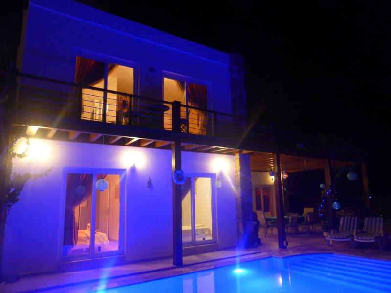 Villa Priene,  Koyunbaba Bay, Gumusluk, private pool, Wifi, holiday rental in Bodrum District