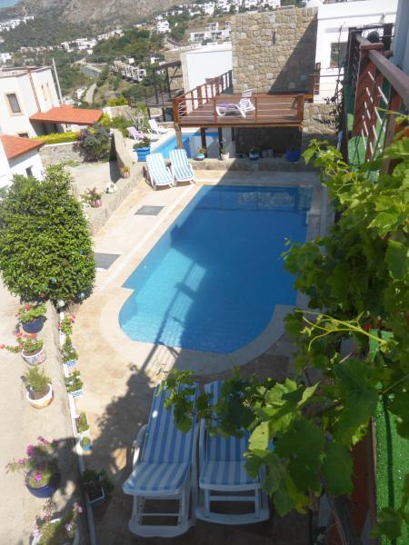 Villa Priene Pool 2016