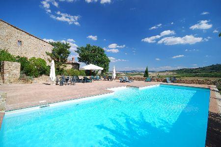 Gracious Apartment Podere La Casa - Oliva, holiday rental in Montalcino