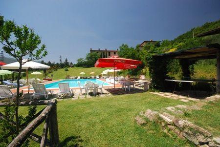 Apartment Fattoria Il Monte - Maria Vittoria, holiday rental in Dicomano