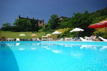 Apartment in Farmhouse Fattoria Il Monte - Tommaso, holiday rental in Dicomano