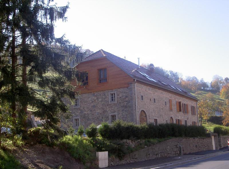 Gîte chez  Estelle et Philippe Meyer, holiday rental in Aubure