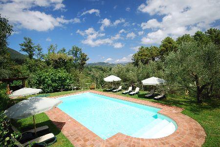 Apartment in Villa Oleandri - Persefone, holiday rental in Maggiano