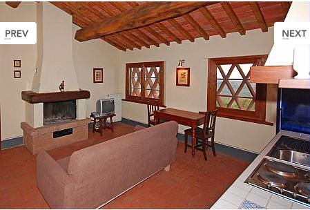 Apartment Podere Bellosguardo - Borgonero, casa vacanza a Pievasciata