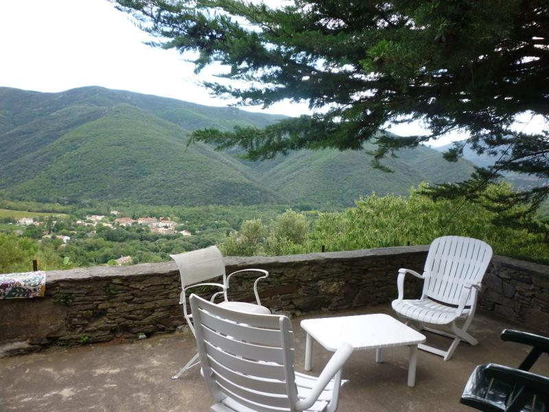 les seilhols, holiday rental in Olargues