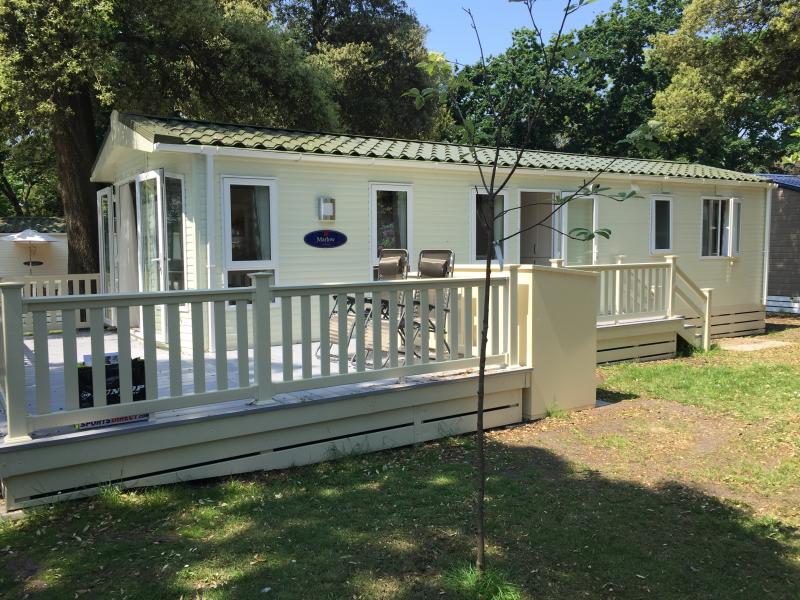 Beach Bliss - plot 104 Sandhills Park Mudeford, Ferienwohnung in Mudeford