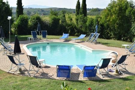Holiday apartment with Pool in Vinci COLONNA 1, vacation rental in Mezzana