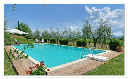 Tuscan Style House Casetta, holiday rental in Fighine
