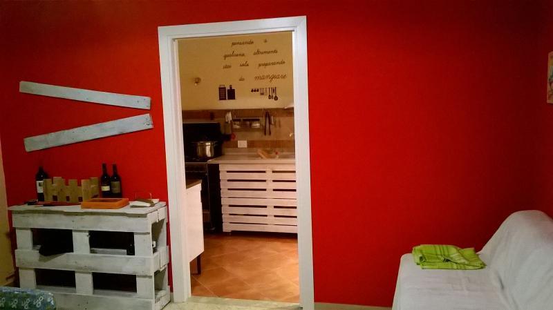 Mondello's home, vacation rental in Raffo
