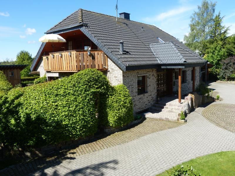 'Bei Schmidde', location de vacances à Kirrweiler