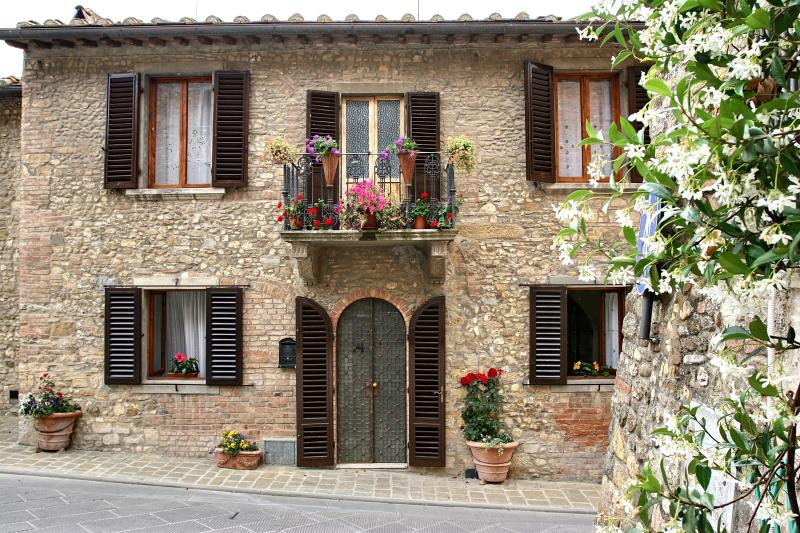 Cottage in Chianti - Tuscany, vakantiewoning in Barberino Val d'Elsa