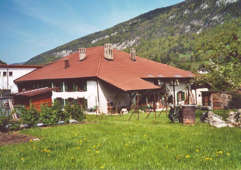 La Ruine du Moujik, vacation rental in Wangenried