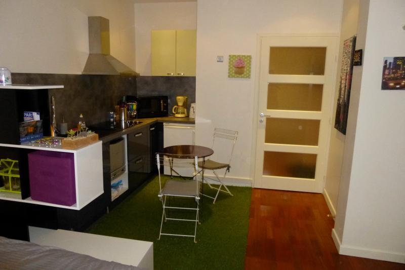 Studio au coeur de Paris !, holiday rental in Paris