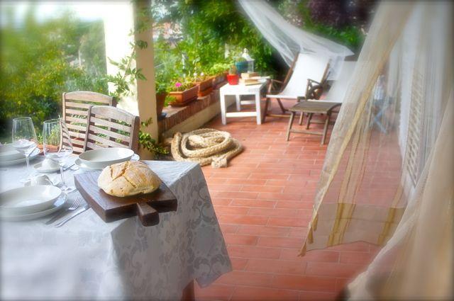 Casa Vacanze Magnolia - Appartamento Luna, vacation rental in Morrona
