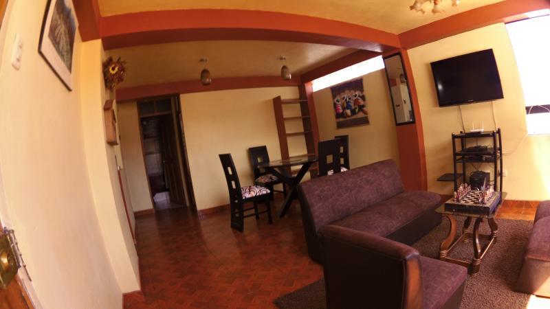 HAYKUMUY CUSCO - Apartamentos en Cusco, vacation rental in Cusco