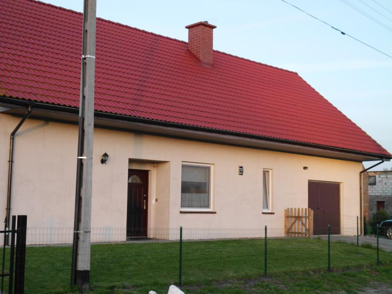 Ferienhaus in Polen , Westpommern , Ostsee, holiday rental in Western Poland