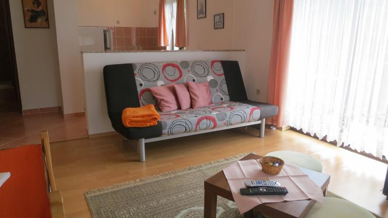 Studio apartment Miro 1, vacation rental in Soline