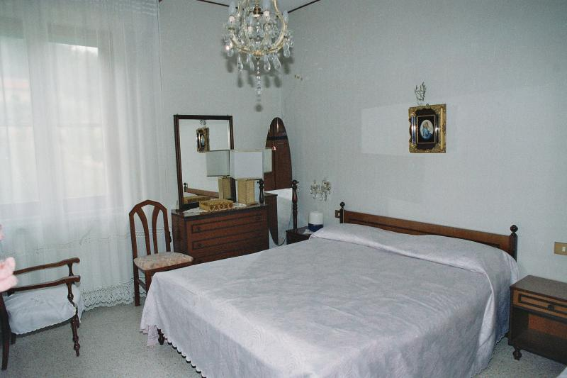 The first bedroom