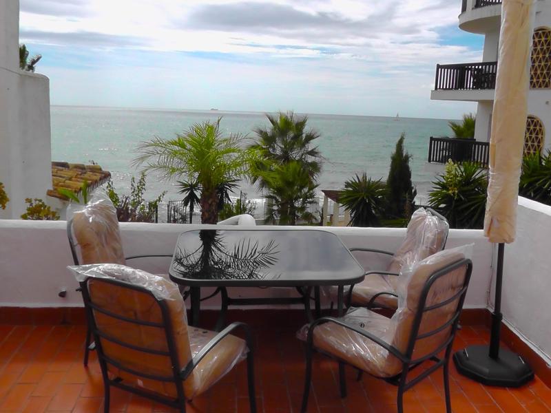 Apartament Sun of Andalusia, location de vacances à Calahonda