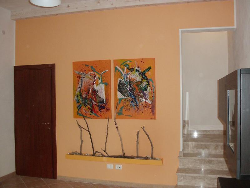 casa vacanza 'arte', location de vacances à Marinella di Selinunte