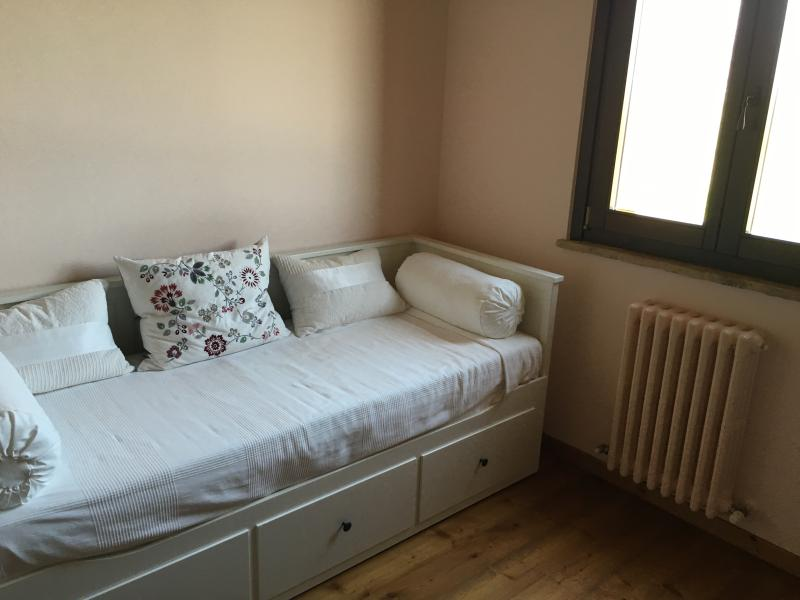 Bedroom 4 - single bed and pullout bed