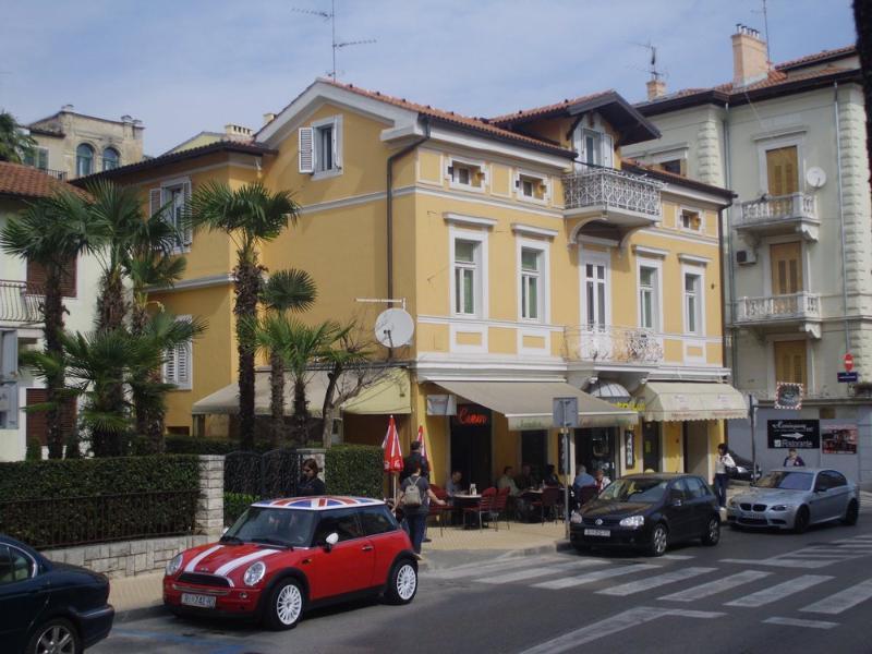Opatija town center apartment, vacation rental in Opatija