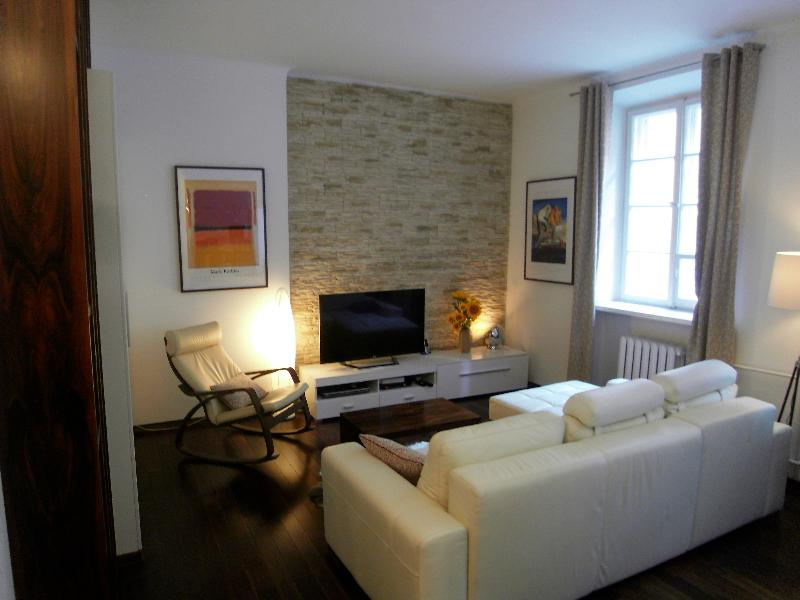 Cozy contemporary 1 bdr brand new flat in Old Town, location de vacances à Varsovie