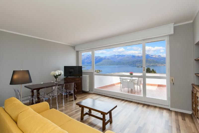 Miralago, vacation rental in Vezzo