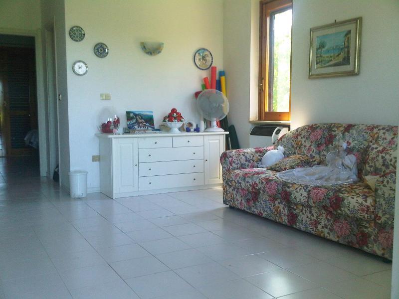 casa sulla costa dei trabocchi, alquiler vacacional en Fossacesia Marina
