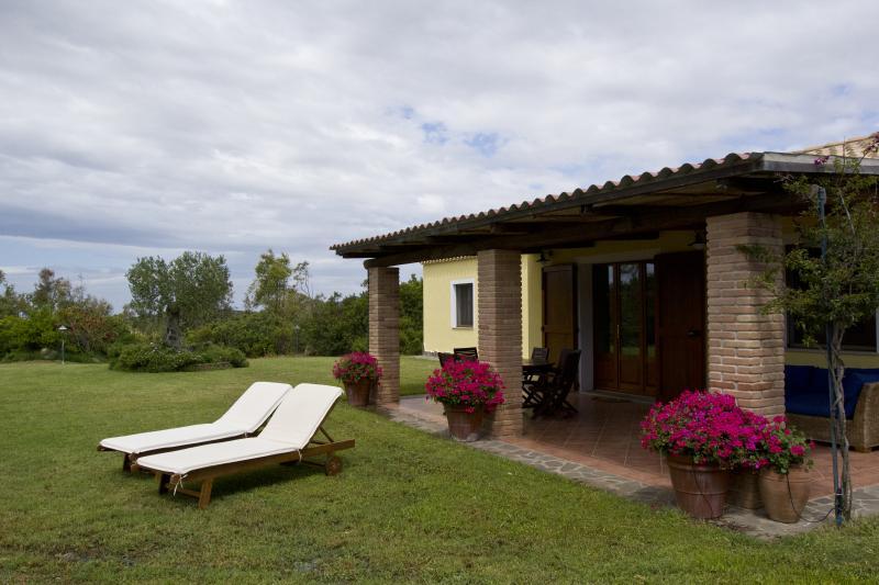 House Asfodeli, holiday rental in Teulada
