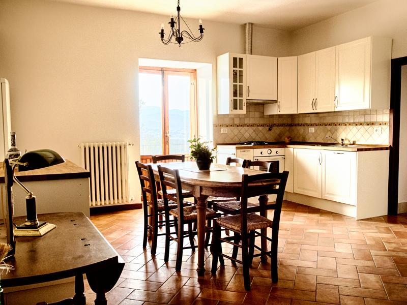 In Toscana, nel verde del Mugello 2, casa vacanza a Barberino Di Mugello