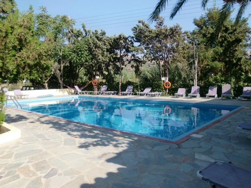 Bungalow Neos Matala, holiday rental in Matala