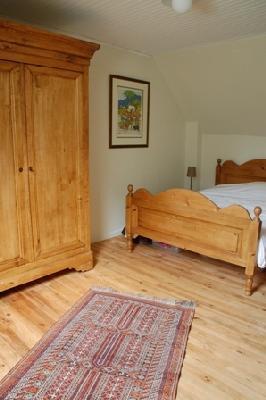 1ère chambre - 1 lit double
