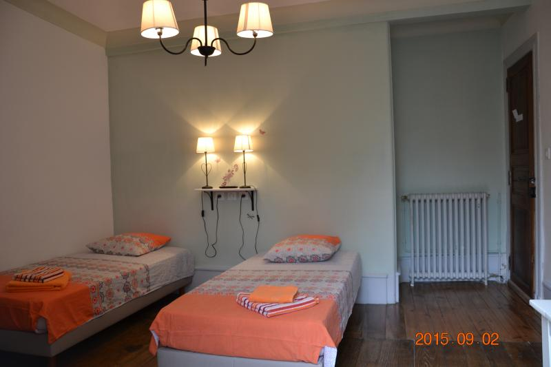 Chambre pour 2 personnes, vacation rental in Bartres