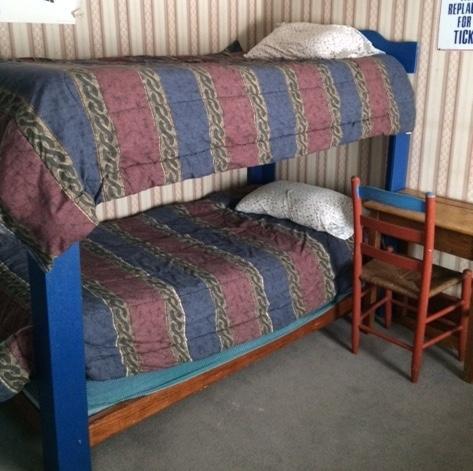 single and single bunk