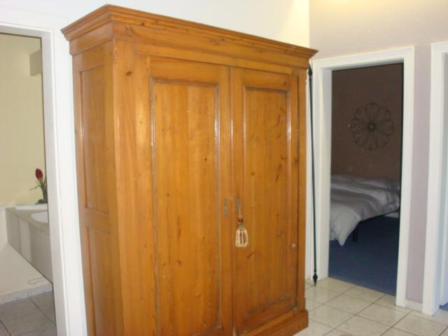 couloir côté chambres