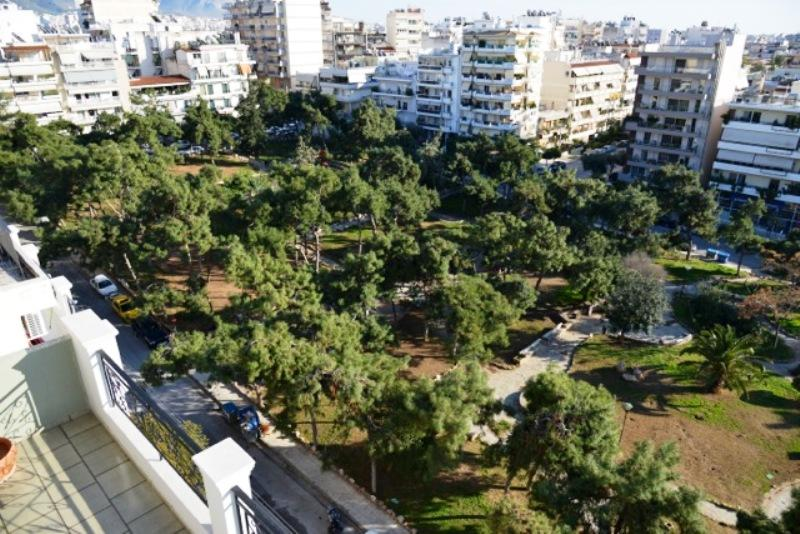 'Aegean view' top floor maisonette apartment, holiday rental in Agios Dimitrios