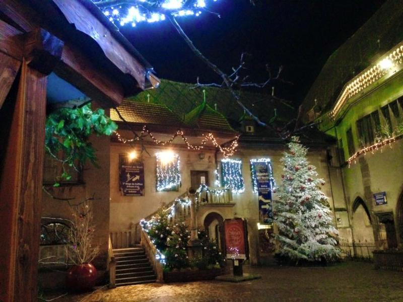 Quartier ancienne Douane à Noël