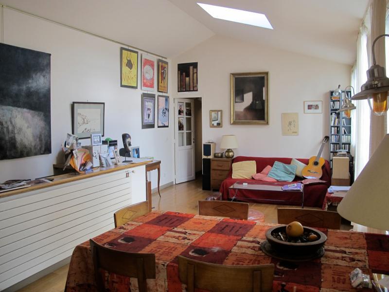 Maison 3 pièces (75 m2) à Paris Canal Saint Martin, holiday rental in Le Pre Saint Gervais