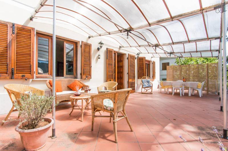 Villa al Dinucci, holiday rental in Orbicciano