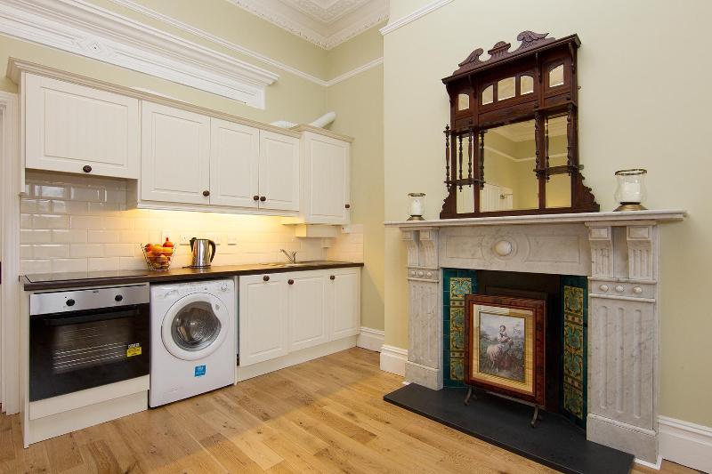 WB Yeats kitchen area