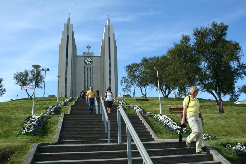 Akureyri Church.