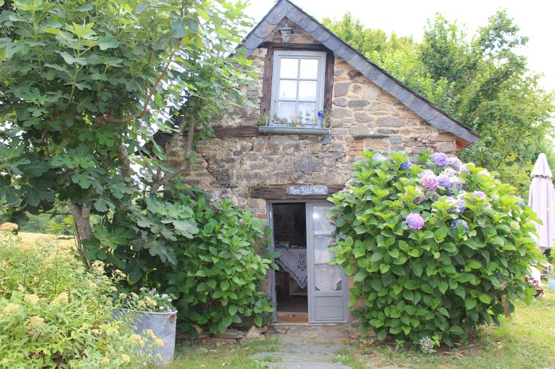 old bread oven, vacation rental in Segur-le-Chateau