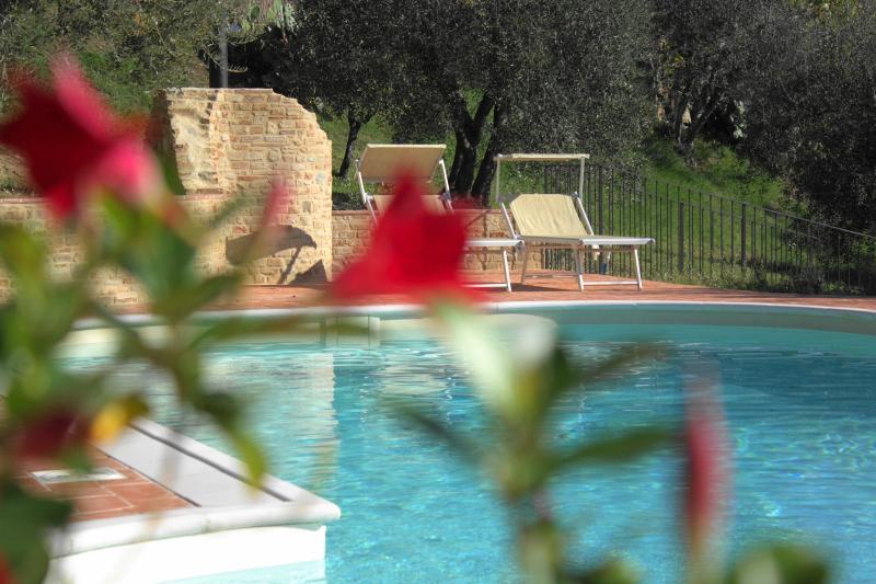 Tognazzi Casa Vacanze - Villa il Casolare, aluguéis de temporada em Gorgognano
