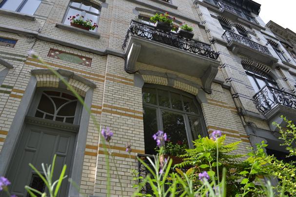 Villa des Roses Voltaire Duplex, location de vacances à Wemmel