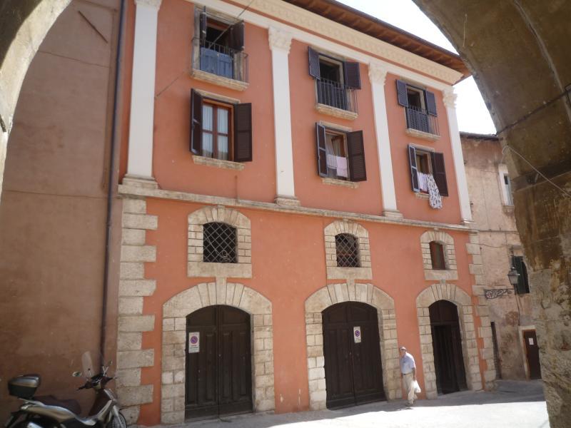 CORDONI, holiday rental in Pescorocchiano